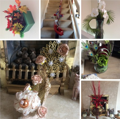 home and business flower arrangements